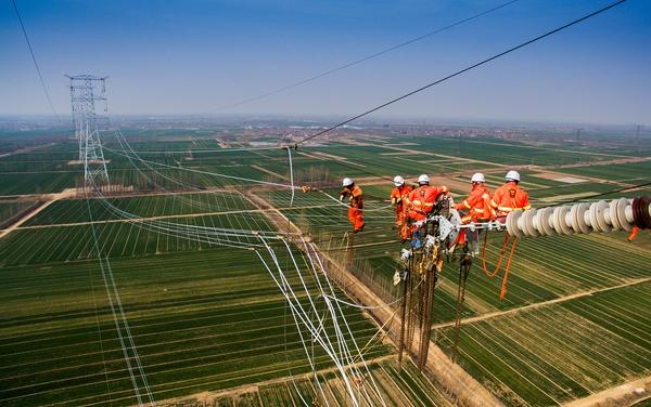 特高压入鲁再提速 八大工程创四项电网建设新记录